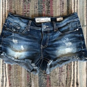 Buckle shorts!